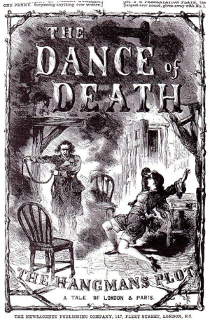London, Paris, and DnD: ONE PENNY. Surpassing anything ever written.j  argest ever issued, given away with No. 1  fr  A TALE OF LONDON& PARIS,  THE NEWSAGENTS PUBLISHING COMPANY, 147, FLEET STREET, LONDON, E.C. When the bard learns Animate Dead