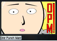 One-Punch Man, Dank Memes, and Emblem: One Punch Man! One Punch Man emblem