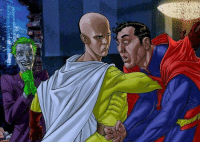 One Punch Man Vs Superman! #MadRican: One Punch Man Vs Superman! #MadRican