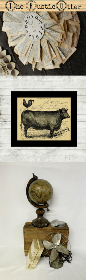 Lol, Tumblr, and Blog: One ( Rustic(Dtter   PROMISSORY NOTE  STIC OTTER  440 lol-coaster:    TheRusticOtter   Where Vintage meets Rustic and everything in between! https://www.etsy.com/shop/TheRusticOtter