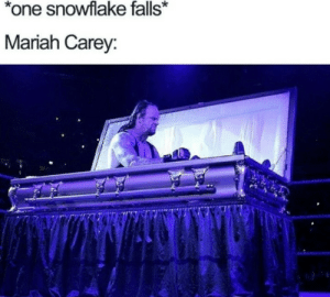 Invest for great returns via /r/MemeEconomy https://ift.tt/355VFkJ: *one snowflake falls*  Mariah Carey: Invest for great returns via /r/MemeEconomy https://ift.tt/355VFkJ