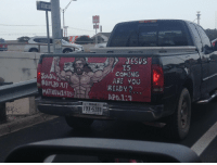 Funny, Jesus, and Texas: ONE WAY  JESUS  IS  COMING  ARE YOU  READY?  APO.1:3  MTHET35  , TEXAS .  FMX-5388  3 Do you even Jesus bro?