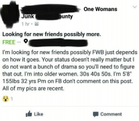 Looking For New Friends