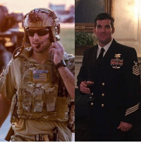 "Memes, Petty, and Navy: One year ago today Navy SEAL Senior Chief Petty Officer. William ""Ryan"" Owens was killed during a raid against enemy forces in Yemen. Remember his service and honor his sacrifice. https://t.co/h1gv8ROixH"