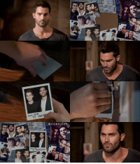 "Memes, House, and Old: ONE YEAR  AMNr  i@ H OBRIEN  ""4 + part 17-? - dun dun duuuun!!! this used to be at their house, but since stiles moved back into his dads for a while, he put it in his old room thinking derek wouldn't ever see it 🙃 and now derek knows they're together:-)"