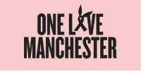 Ariana Grande, Coldplay, and Dank: ONELXVE  MANCHESTER Get ready for #OneLoveManchester.    Ariana Grande  is joined by Katy Perry, Pharrell Williams, Justin Bieber, Black Eyed Peas, Robbie Williams, Coldplay, Miley Cyrus, Niall Horan, Little Mix, Take That  and more for the One Love Manchester benefit concert, set to kick-off in 2 hours.   Watch with her and the rest of the world via YouTube's live stream here ➡️  https://goo.gl/SpBUVh. You can show your support by donating to the victims and their families at OneLoveManchester.com  Let's stand together not only for Manchester, but for the whole world.