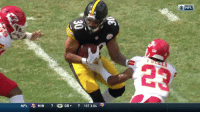 Memes, 🤖, and Play: ONFL  23 Even in a losing effort... @JamesConner_ came to PLAY. 💪  Highlights! #KCvsPIT #HereWeGo https://t.co/MtS9OEPTzF