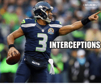 We're pretty sure Russell Wilson is pointing to Ha Ha Clinton-Dix.  #Seahawks Nation #Packers Nation: ONFLMEMEZ  INTERCEPTIONS We're pretty sure Russell Wilson is pointing to Ha Ha Clinton-Dix.  #Seahawks Nation #Packers Nation