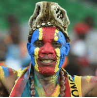 Africa, Memes, and Victorious: ONG DR Congo got their African Nations Cup campaign off to a winning start with a 1-0 victory over Morocco in Group C. Earlier on Monday, Ivory Coast began the defence of their title with a goalless draw against Togo in the day's other Group C clash. CAN2017 DRCongo Africa Morocco fan joy celebration