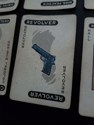 Tumblr, Blog, and Game: ONINIa  TARD REVOLVER  REVOLVER  IH memehumor:  Found in an old game of Clue