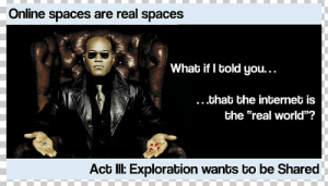"""Morpheus Red pill and blue pill Neo The Matrix Meme, Morpheus PNG ...: Online spaces are real spaces  What if l told you.  ...that the internet is  bhe """"real world""""?  ct  Act lII: Exploration wants to be Shared Morpheus Red pill and blue pill Neo The Matrix Meme, Morpheus PNG ..."""