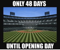 It's getting SO CLOSE!: ONLY 48 DAYS  瞩鼊畿畾as a s a se E asse It gssen m-uses 251  sassi  UNTIL OPENING DAY It's getting SO CLOSE!