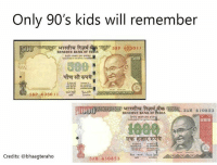 😂😂😂: Only 90's kids will remember  5 BP 6350  J J  RESERVE BANK OF IN  5BP 16350 JJ  RESERVE BANK oF ADIA 3AM 430853  1000  Credits: @bhaagteraho  3 AM 4, 0853 😂😂😂