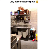 Chipotle, Funny, and Lit: Only at your local chipotle Omg @ifunnymeme.tv is lit