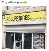 Fuck, British, and Sake: Only in Birmingham  & OTHER APPLIANCES  23  KENWOOD  KENWOOD Fuck sake Birmingham🤣