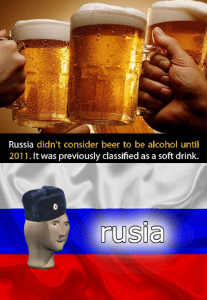 Only in mother Russia, comrades: Only in mother Russia, comrades