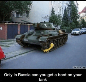 Only in Russia: Only in Russia