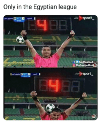 Memes, Time, and Egyptian: Only in the Egyptian league  sport  3533  TrollFootbal  O TheFootballTroll  isport When the referee doesn't add enough stoppage time 😂👌⚽️