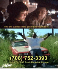 Im investing a few stocks via /r/memes https://ift.tt/2vhEjlq: Only one business in the galaxy gets you this  (708)752-3393  ones Big ASS Truck Rental & Storage Im investing a few stocks via /r/memes https://ift.tt/2vhEjlq