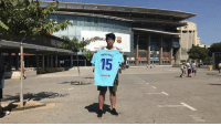 Barcelona, Memes, and Goal: Only ONE Paulinho Barcelona shirt has been sold at the club's shop yesterday [Goal] https://t.co/EFrtHuGMpe