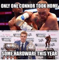 "Logic, Memes, and National Hockey League (NHL): ONLY ONECONNOR TOOKHOME  .Mobile  @nhl_ ref logic  XPANSION  DRA  .Mobile  PANSION  EXPANSION  DRAFT  RAFT  AWARD  T ""-Mobil-  DS  SOME  HARDWARETHISYEAR  Award Man I really wanted McGregor to win, I guess he didn't really have a chance"
