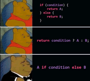 Only Python programmers will understand 😏: Only Python programmers will understand 😏