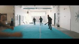 Bitch, Target, and Tumblr: onlyblackgirl:  afrodesiacworldwide: Black panther acrobatic choreography stunt men Bitch how?