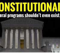 Memes, Constitution, and Liberty: ONSTITUTIONA  eral  programs shouldn't even exist We're taking a stand for the Constitution and Liberty.  Are you on board?