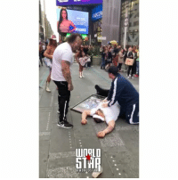 Memes, Stitches, and Worldstar: ONSWORLDSTAR The NakedCowboy was about to give BigTrill mouth to mouth 😩😂☠️ (Via @therealbigtrill) @stitches @jacobbergeractor @worldstar WSHH
