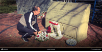Being Alone, Memes, and Taken: ONUFC  N MEMORY OF THE  keTLES ProFLE MHOSE YES WERE CHANGED FOREVER.  REST  alone  NUFC.CO.UK  f /newcastleunited Rafa Benítez has taken time out to lay a wreath at the Hillsborough memorial in Sheffield this morning. #NUFC #LFC