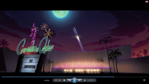 """Parents, Puppies, and Las Vegas: Onvcalon  PET  LAS VEGAS CONVENTION CENTER  CONVENTION  01:15:16 In The Boss Baby, when the rocket without puppies flies away, you can read """"save"""" on the Las Vegas sign, if you start reading from the left down corner. In that moment Tim saved his parents from dying in the rockets flames"""