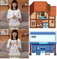 moonstone-reverie: Have another Stardew Valley meme, since this game has consumed me.: Oo  histone sparksJOV  iimi  Jain US  Thriue  This one does no moonstone-reverie: Have another Stardew Valley meme, since this game has consumed me.