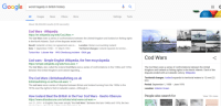 """Bailey Jay, News, and Period: ooale  worst tragedy in british history  All  mages  News  Videos More  Settings Tools  About 28,200,000 results (0.90 seconds)  Cod Wars - Wikipedia  https://en.wikipedia.org/wiki/Cod_Wars  The Cod Wars were a series of confrontations between the United Kingdom and Iceland on fishing rights  in the North Atlantic. Each of the disputes ended with...  Result: Icelandic victory, An agreement was re Location: Waters surrounding Iceland  Date: 1 September 1958 11 March 1961  Turbot War Lobster War 1993 Cherbourg incident GIUK gap  COD  WARS  Territorial changes:I  celand expands its territor.  More images  Cod Wars  Cod wars - Simple English Wikipedia, the free encyclopedia  https://simple.wikipedia.org/wiki/Cod_wars  The Cod Wars, also called the Iceland Cod Wars were a series of confrontations in the 1950s and 1970s  between the United Kingdom and Iceland regarding.  The Cod Wars were a series of confrontations between the United  Kingdom and Iceland on fishing rights in the North Atlantic. Each of the  disputes ended with an Icelandic victory. Wikipedia  Territorial changes: Iceland expands its territorial waters to 12 nmi (22  The Cod Wars 