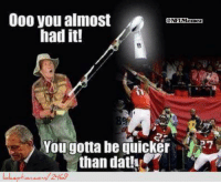 Nfl, Http, and Com: Ooo you almost  NFIMemez  had it!  You gotta be quicker  2469 Which NFL team is going to reach for the trophy this season? Credit: NFL Humor  http://www.lolception.com/2469