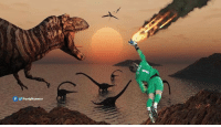 Soccer, Dinosaurs, and Extinction: Oor  fFootyHumour De Gea could have saved the dinosaurs from extinction. https://t.co/blyiu1CP5E