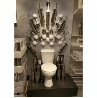 Game of Thrones, Ikea, and Memes: ooss A porcelain throne fit for any King of the North! Nice to see that someone at IKEA is a Game of Thrones Fan 😄 (Found at IKEA via Reddit user Pirate_Redbeard)