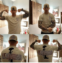 I honestly think this is my favorite shirt we've put out. It's a tribute to the fighting spirit, and a solemn tribute to those who gave all. _ Recon Marine @tbird0321 showing it off here, it was originally designed for Jed @advantagefitnessltd as a memorial to his best friend lost in combat. _ IF I CAN'T SHOOT I'LL LOAD. IF I CAN'T LOAD I'LL BRING AMMO. IF I CAN'T BRING AMMO I'LL HELP WITH THE WOUNDED. IF I CAN'T HELP WITH THE WOUNDED I'LL GIVE BLOOD. IF I CAN'T GIVE BLOOD I'M PROBABLY DEAD SO STRIP MY BODY OF WHAT YOU NEED AND KEEP FIGHTING 👊🇺🇸 _ This as well as everything in store is 17.76% off using code 1776 on the checkout page at www.hellhoundapparel.com _ veteran veterans usmcveteran usmcvet oif oef army navy airforce marine devildog devildogs jarhead jarheads combatvet reconmarine: OOT, TLL LOAD  I CAN  I CANT  AND KEEP FIGHTING I honestly think this is my favorite shirt we've put out. It's a tribute to the fighting spirit, and a solemn tribute to those who gave all. _ Recon Marine @tbird0321 showing it off here, it was originally designed for Jed @advantagefitnessltd as a memorial to his best friend lost in combat. _ IF I CAN'T SHOOT I'LL LOAD. IF I CAN'T LOAD I'LL BRING AMMO. IF I CAN'T BRING AMMO I'LL HELP WITH THE WOUNDED. IF I CAN'T HELP WITH THE WOUNDED I'LL GIVE BLOOD. IF I CAN'T GIVE BLOOD I'M PROBABLY DEAD SO STRIP MY BODY OF WHAT YOU NEED AND KEEP FIGHTING 👊🇺🇸 _ This as well as everything in store is 17.76% off using code 1776 on the checkout page at www.hellhoundapparel.com _ veteran veterans usmcveteran usmcvet oif oef army navy airforce marine devildog devildogs jarhead jarheads combatvet reconmarine