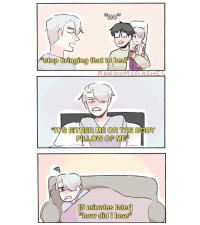When u compete against a body pillow of urself for ur fiance's attention but u lose badly lmao yurionice victuuri yuurikatsuki victornikiforov randomsplashes: op bringing that  to b  RAN DONn SPI ASHES  eBliTPS ETHER ME OR THE BODY  PILLOW OF  ME  minutes later  how did i Iose When u compete against a body pillow of urself for ur fiance's attention but u lose badly lmao yurionice victuuri yuurikatsuki victornikiforov randomsplashes
