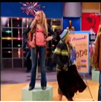 Hannah Montana, Montana, and Girl Memes: opel  @miley stweo hannah montana invented the mannequin challenge