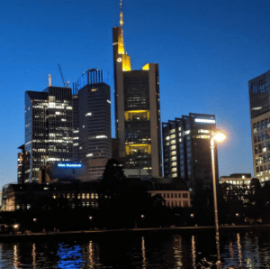 Germany, Open, and Picture: OPEN PRANFU  1 I  I1 Picture I took of Frankfurt, Germany