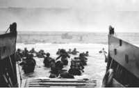 Memes, Juno, and 🤖: Operation Overlord successfully storms Juno Beach. D-Day, June 6, 1944