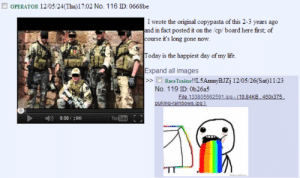 """The Real Internet """"Tough Guy"""" 