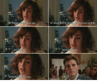 Love, Memes, and Rosie: or what you're doing, or who you're with,  no matter where you are  I will always  honestly truly  completely love you. Love, Rosie https://t.co/PbKLOa8Pae