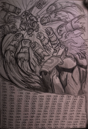 Drew this in my spare time to ease my hatred for the little shit: ORA OUR  ORA ORA  ORA ONA ONA  ORA CRA ORA ODA QRA  ORA ORA ORA ORA O2A ORA ORA ONA ONA ONA OZA ORA  OPA ORA ORA OQA ORA 02A OQA ORA ORA ORA ORA OCA  ORA ODA ORA ORA ORA ORA 02A ORA ORA ORA ORA ORA  ORA ORA ORA ORA ORA DRA ORA ORA ORA ORA ORA ODA  ORA ORA ORA ORA ORA OQA ORA ORA OQA ORA ORA ORA  ORA ORA ORA ORA OQA ORA ORA ORA ORA DRA ORA ORA  ORA ORA ORA ORA ORA ORA ORA ORA OeA ORA ORA ORA  OQA ORA CQA ORA ORA ORA ORA ORA ORA ORA ORA ORA ORA  OZA ORA ORA ORA ORA ORA 0QA ORA ORA 0QA ORA ORA ORA  ORA ORA ORA ORA ORA ORA ORA ORA ORA ORA ORA ORA ORA  ORA ORA ORA ORA ORA ORA ORA ORA ORA ORA ORA ORA ORA  ORA ORA OnA ORA ORA ORA ORA ORA ORA ORA ORA ORA ORA  LORA ORA ORA ORA ORA ORA ORA ORA CDA DRA ORA ORA OKA Drew this in my spare time to ease my hatred for the little shit