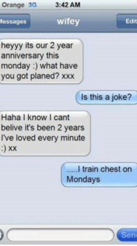 Cannot believe she overlooked my training routine. 