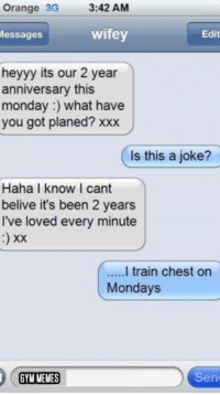 Poor guy! 