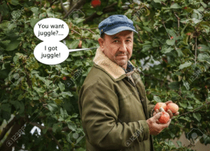 Orchard Tricks (don't act like you don't know…): Orchard Tricks (don't act like you don't know…)