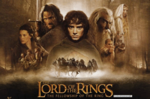 Nearly 17 years and still one of the best trilogy ever: ORD HERINGS  THE FELLOWSHIP OF THE RING Nearly 17 years and still one of the best trilogy ever