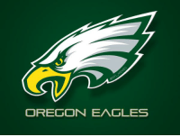 Chip Kelly, Philadelphia Eagles, and Football: OREGON EAGLES BREAKING: Chip Kelly releases new Philadelphia Eagles logo.