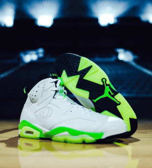 @OregonWBB with the player exclusive Air Jordan 6.: @OregonWBB with the player exclusive Air Jordan 6.